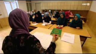 Muslima, Mutter und Studentin im Alltag