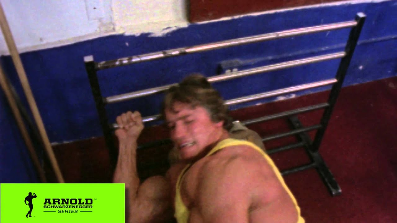 Arnold training side delts youtube arnold training side delts malvernweather Image collections