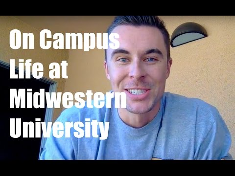 Optometry School: On Campus Life at Midwestern University