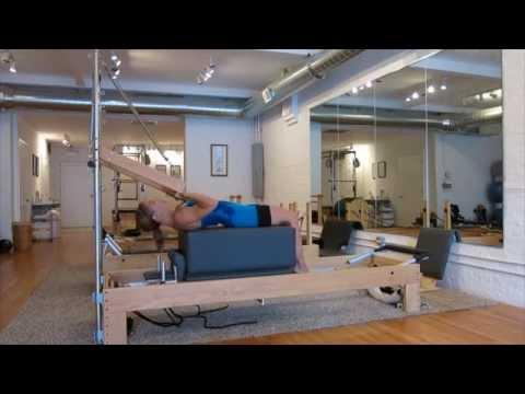 Pilates Reformer + Tower