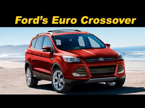 2016 / 2017 Ford Escape Titanium Review and Road Test | DETAILED in 4K