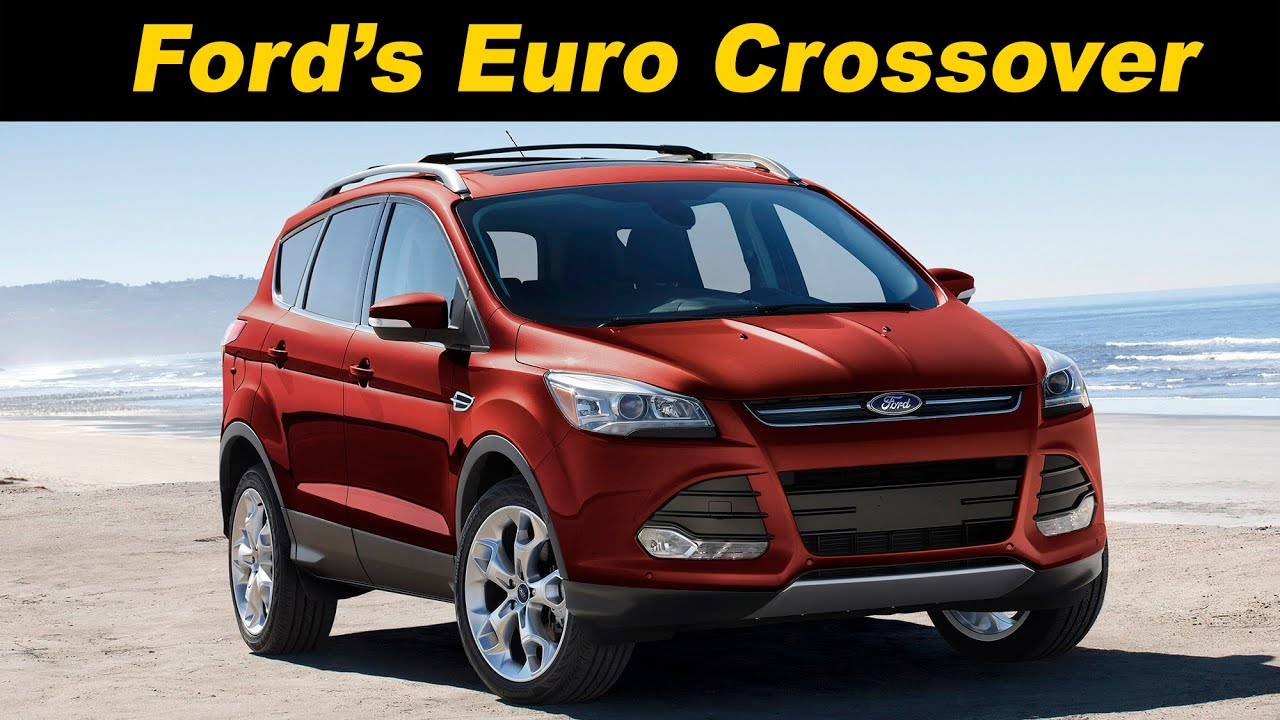 New 2016  2017 Ford Escape Titanium Review And Road Test