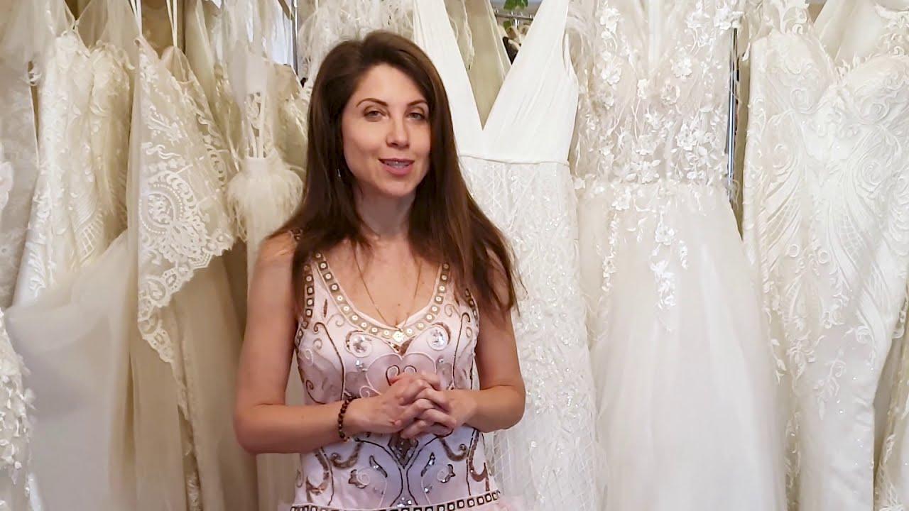 Buna, vrei sa stii care sunt tipurile de rochii de mireasa si care ti se potriveste.