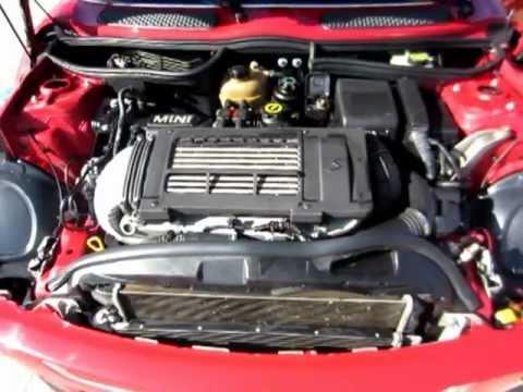 2004 Mini Cooper S Engine