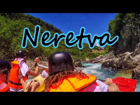 River Neretva - Bosnia & Herzegovina [Media Regata] GoPro - HERO4 Black