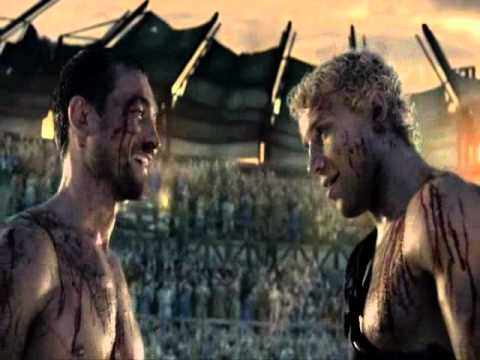 Spartacus Tribute: Gods Of The Arena