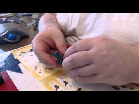 Chuck Builds GI Joe Kreo Checkpoint Alpha