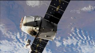 U.S. Commercial Cargo Ship Departs Space Station for Earth