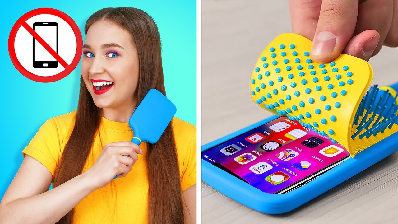 Download HOW TO SNEAK YOUR PHONE INTO SCHOOL || Funny Situations by 123 GO! SCHOOL