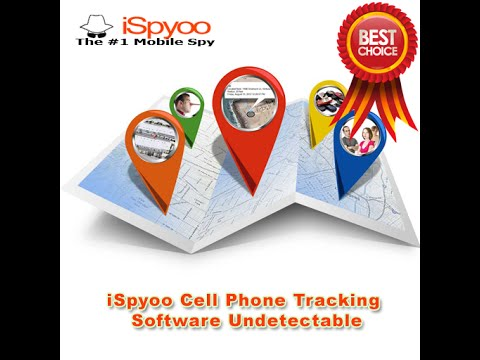 iSpyoo Cell Phone Tracking Software Undetectable