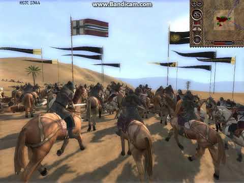 Battle of al Rakka - Abbasid Caliphate vs Roman Empire