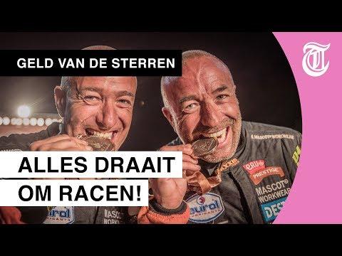 In deze dure auto's scheuren Tim & Tom Coronel - GELD VAN DE STERREN #49