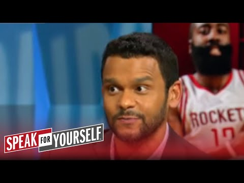 Westbrook or Harden - Who would you want to build around? | SPEAK FOR YOURSELF