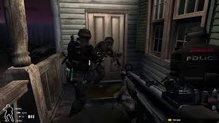 Swat 4: Elite Force Mod - PC Walkthrough Mission 1: Fairfax Residence