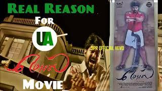 Why Mersal Censored U-A_ Real Reason for Mersal Censored U-A How Many Apadinaa