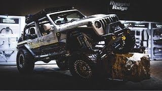 Show Stopping JLs- Must See Jeep Wranglers of SEMA