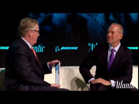 Boeing CEO Mars Mission Interview Recap