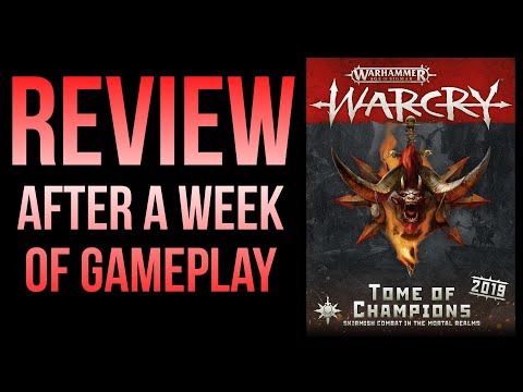 Warcry: Tome of Champions Review