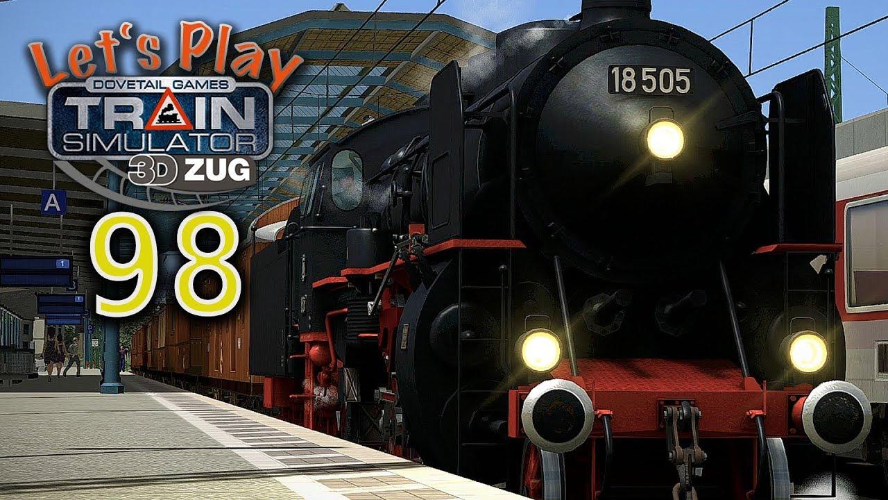 Train Simulator 2017 Folge 98 Zug Orient Express
