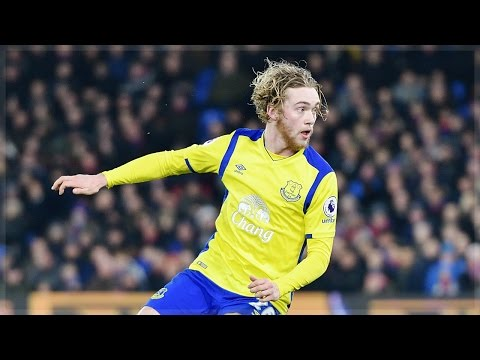 Tom Davies 2017 - Amazing Skills, Passes & Goals | HD