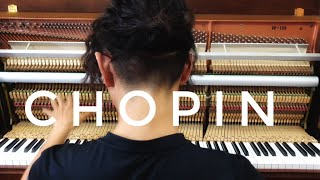 [PLAY WITH ME] BÍ QUYẾT CHƠI CHOPIN HAY | FANTASIE IMPROMPTU - CHOPIN | MANH PIANO