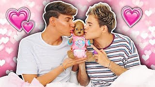 JOEY und ICH ADOPTIEREN ein BABY! ♡ | Marvyn Macnificent