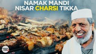 namak mandi peshawar nisar charsi tikka and karhai pakistani street food