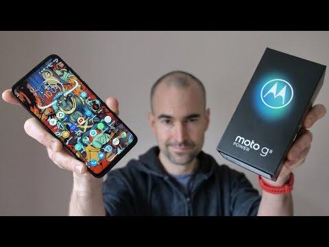 Motorola Moto G8 Power | Unboxing & Tour