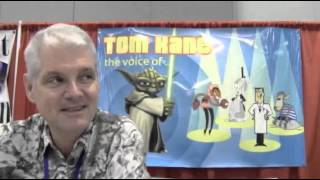 Exclusive interview with Yoda voice actor Tom Kane at 2012 Denver Comic-Con
