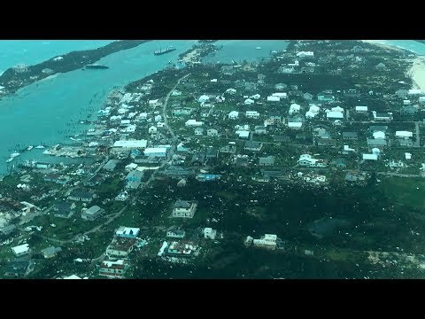 'Apocalyptic' levels of destruction in Bahamas after Hurricane Dorian