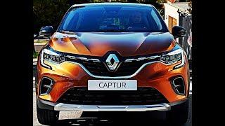 Renault CAPTUR 2020. NUEVA GENERACION/TOP DRIVERS