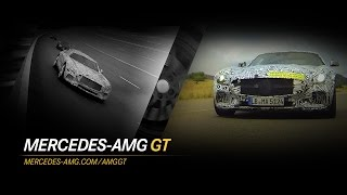 The Mercedes-AMG GT: Best Seat in the House - Performance