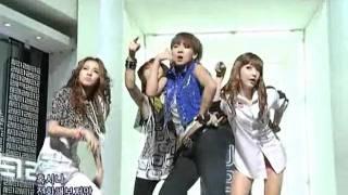 2NE1 - I don't care @ SBS Inkigayo 인기가요 090719