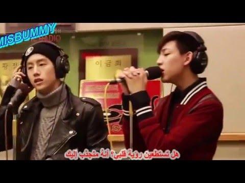 {Arabic Sub} GOT7   Moonlight  LIVE