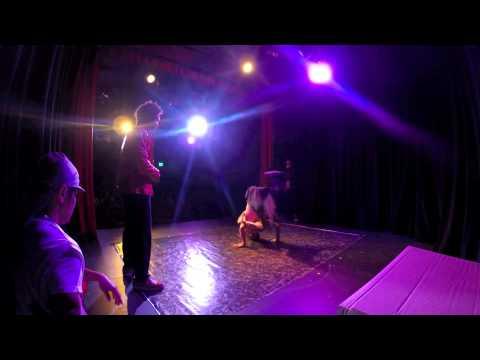 """""""Time Warp"""" performance at Carpe Noctis"""
