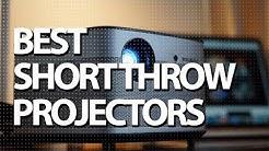 Best Short Throw Projectors 2019