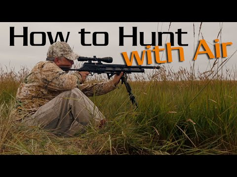 How To Hunt With Air Rifles And Air Guns : Airgunner TV Round Table