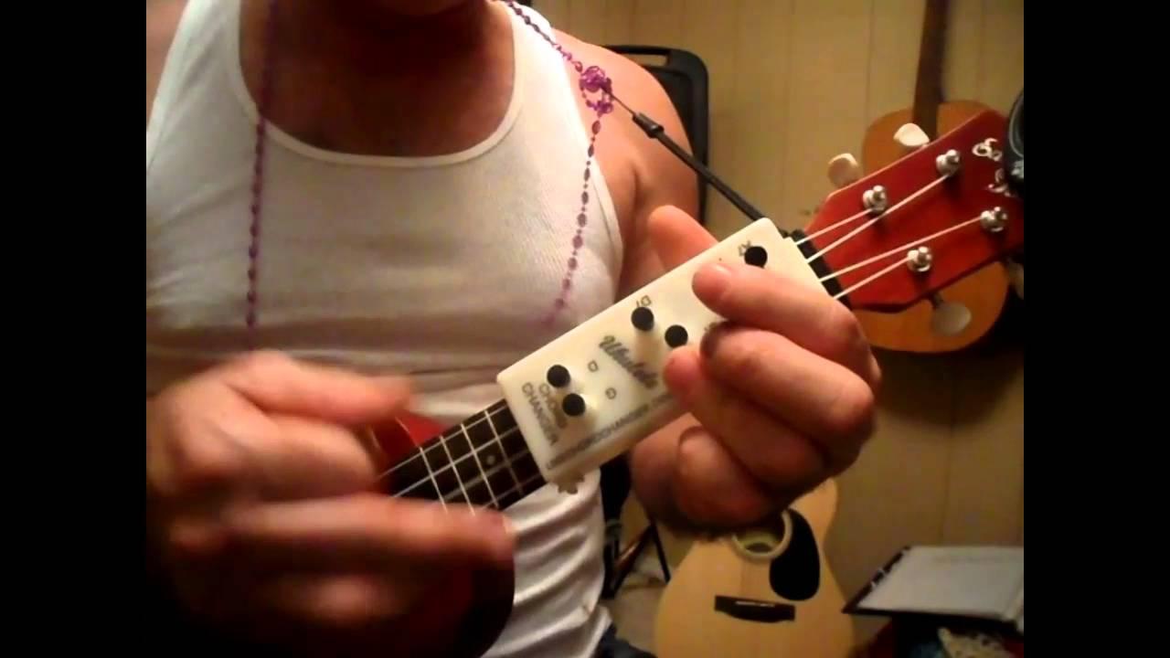 Ukulele Chord Changer This Old House Youtube