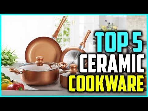 Top 5 Best Ceramic Cookware Sets – What is the Best Ceramic Cookware?