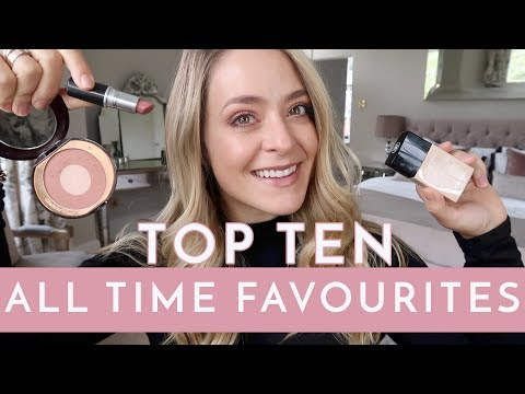 Top 10 ALL-TIME Favourite Makeup Products! | Fleur De Force