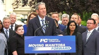 Manitoba will head to polls after Pallister calls early election