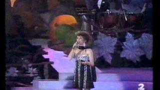 Dulce Pontes: A sul da América (Portugal, Festival OTI 1991)