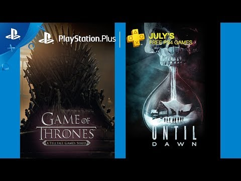 PlayStation Plus Free PS4 Games Lineup July 2017