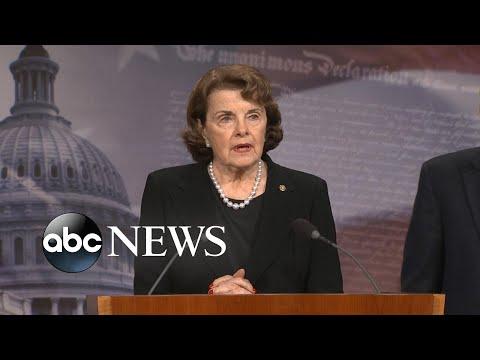 Sen. Feinstein introducing bill to ban bump stocks after Vegas shooting
