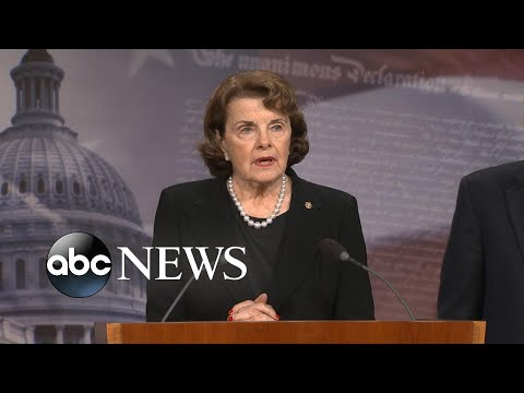 Sen. Feinstein introducing bill to ban bump stocks after Vegas shooting