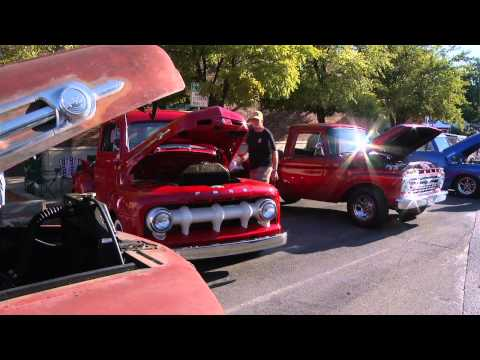 DTV Newsbreak - Blues Fest, Art Antiques and Autos, Punt Pass Kick, UNT Opener