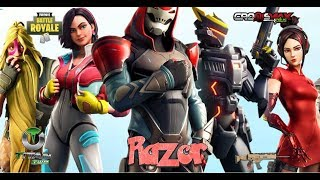 FORTNITE RAZOR 6.0 SEASON 9 BEST EVER AIM ASSIST / ABUSE CRONUSMAX TITAN TWO PS4 XBOX ONE PC