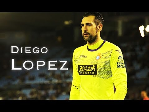 Diego Lopez 2017 ● best saves ● Ultimate & spectacular saves||RCD espanyol| HD 720p