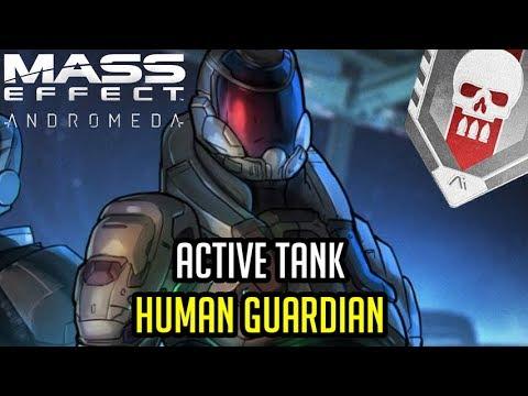 The Active Tank Human Guardian [PLATINUM] Build - Andromeda Multiplayer (A-Z Playthrough)