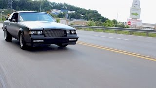 Buick Grand National [Big Turbo Fast & Furious Sheetz Run]